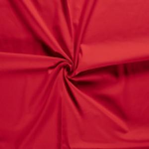 Canvas stof - Rood - 100% katoen