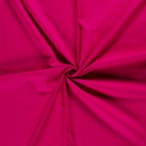 Fuchsia canvas stof - 100% katoen
