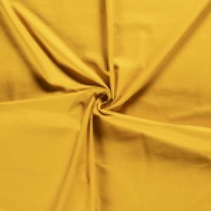 Canvas stof - Okergeel - 100% katoen