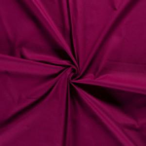 Paars rood canvas stof - 100% katoen