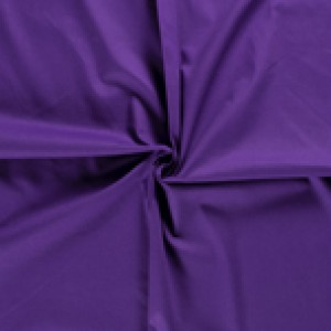 Canvas stof - Paars - 100% katoen