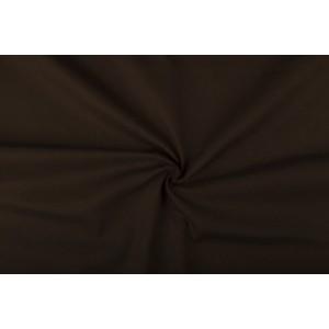 Canvas stof - Bruin - 100% katoen