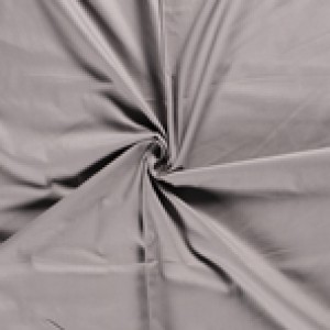 Canvas stof - Middelgrijs - 100% katoen