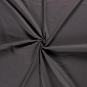 Canvas stof - Donkergrijs - 100% katoen