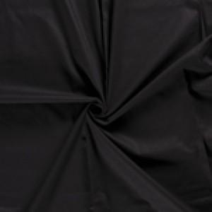 Zwarte canvas stoffen