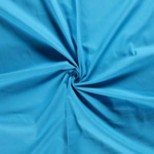 Canvas stof - Waterblauw - 100% katoen