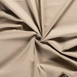 Camelbruin canvas stof - 100% katoen