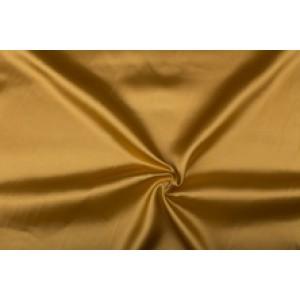 Satijn 50m rol - Camelbruin - 100% polyester