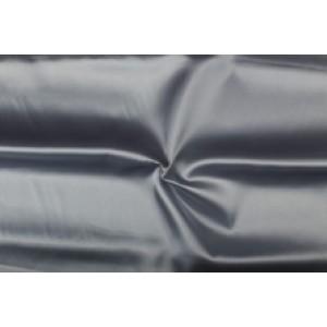 Satijn 50m rol - Zilver - 100% polyester