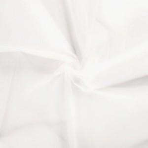 Tule gebroken wit - 40m rol