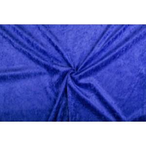 Velour de pannes lavendel - 45m stof op rol