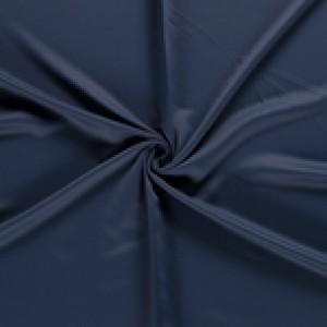 Gordijnstof verduisterend - Marineblauw - 30m black-out stof