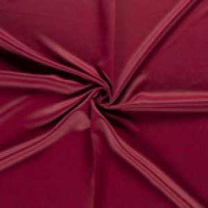Gordijnstof verduisterend - Bordeaux rood - 30m black-out stof
