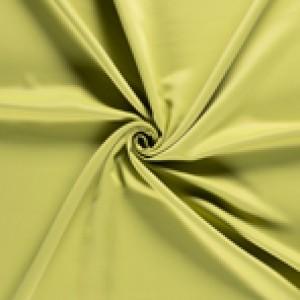 Gordijnstof verduisterend - Limoengroen - 30m black-out stof