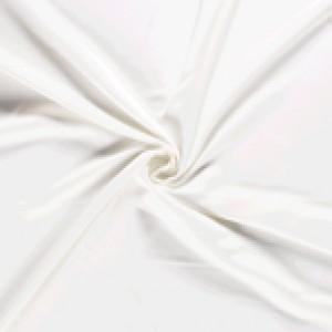 Gordijnstof verduisterend - Wit - 30m black-out stof