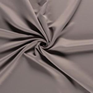 Gordijnstof verduisterend - Taupe - 30m black-out stof