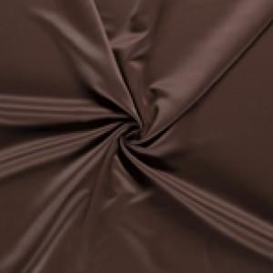 Gordijnstof verduisterend - Donkerbruin - 30m black-out stof