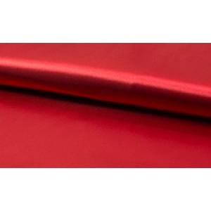 Satijn rood - 1 meter