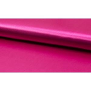 Satijn fuchsia - Luxe satijn op rol - 100% polyester
