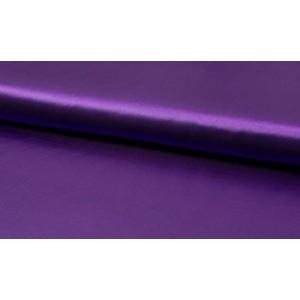 Satijn paars - Luxe satijn stof op rol - 100% polyester