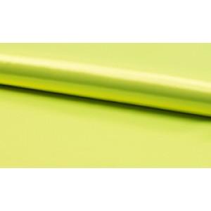 Satijn neon geel - Luxe satijn op rol - 100% polyester