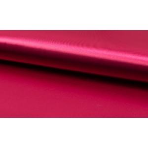 Satijn wijnrood - Luxe satijn op rol - 100% polyester