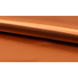 Satijn brons - Luxe satijn stof op rol - 100% polyester