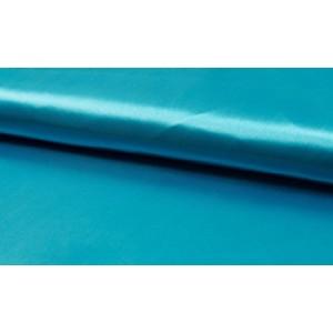 Satijn lichtblauw - Luxe satijn op rol - 100% polyester