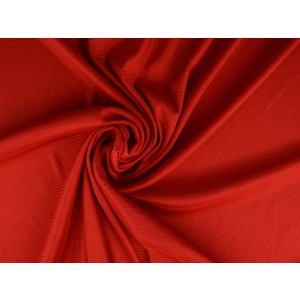 Stretch voering - Rood