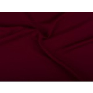 Texture stof - Bordeaux rood - 1,5 meter