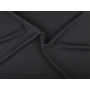 Texture stof - Donkergrijs - 1 meter