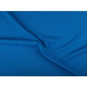 Texture stof - Waterblauw - 4 meter