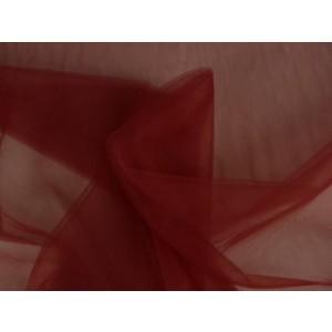 Bruidstule - Bordeaux rood