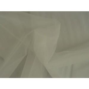 Bruidstule - Gebroken wit
