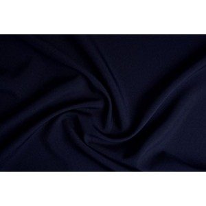 Texture  - Donkerblauw - 100% polyester