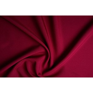 Texture  - Donkerrood - 100% polyester