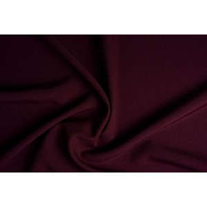 Texture  - Bordeaux Rood - 100% polyester