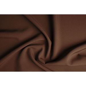 Texture  - Bruin - 100% polyester