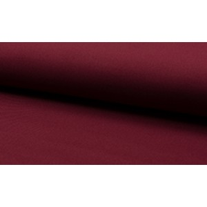 Texture  - Bordo Rood - 100% polyester